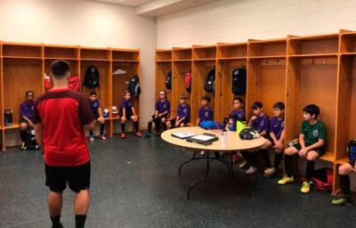 locker soccer academy