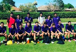 team soccer academy