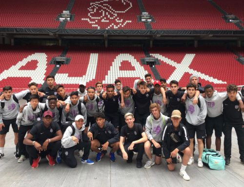 Kaptiva goes to Amsterdam: training with Ajax