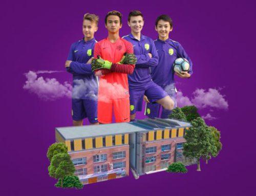 Soccer School in Barcelona, KSA Creating Heroes