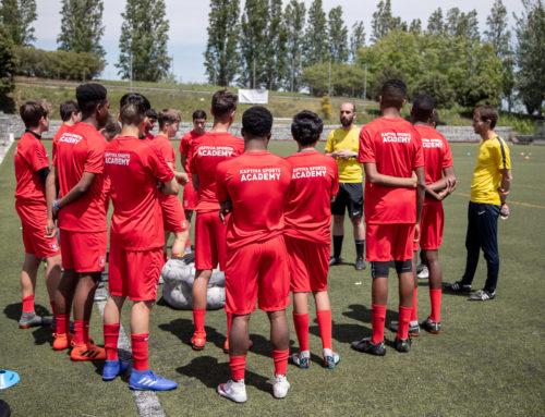 Cómo jugar fútbol en España