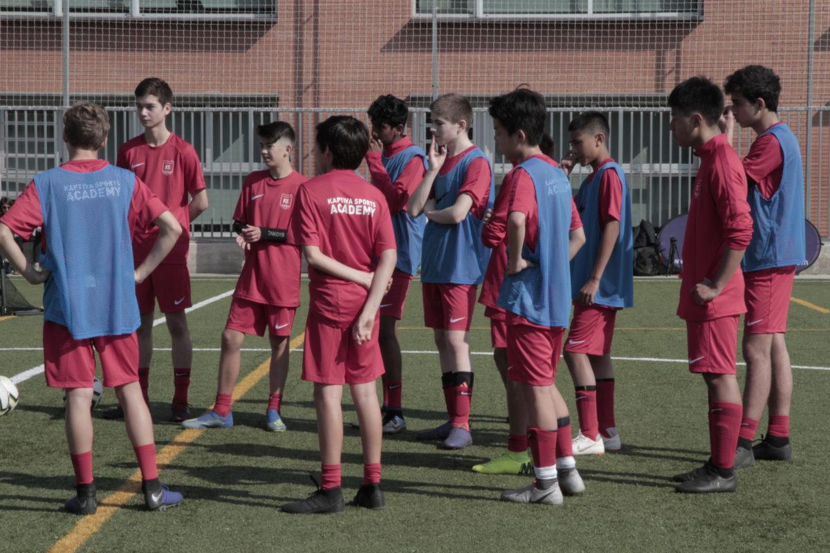 football drills and development