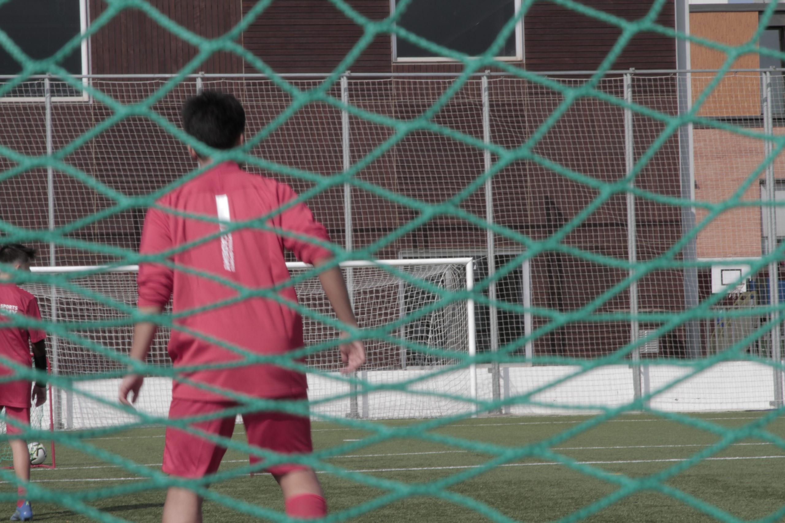 kaptiva sports academy football goals
