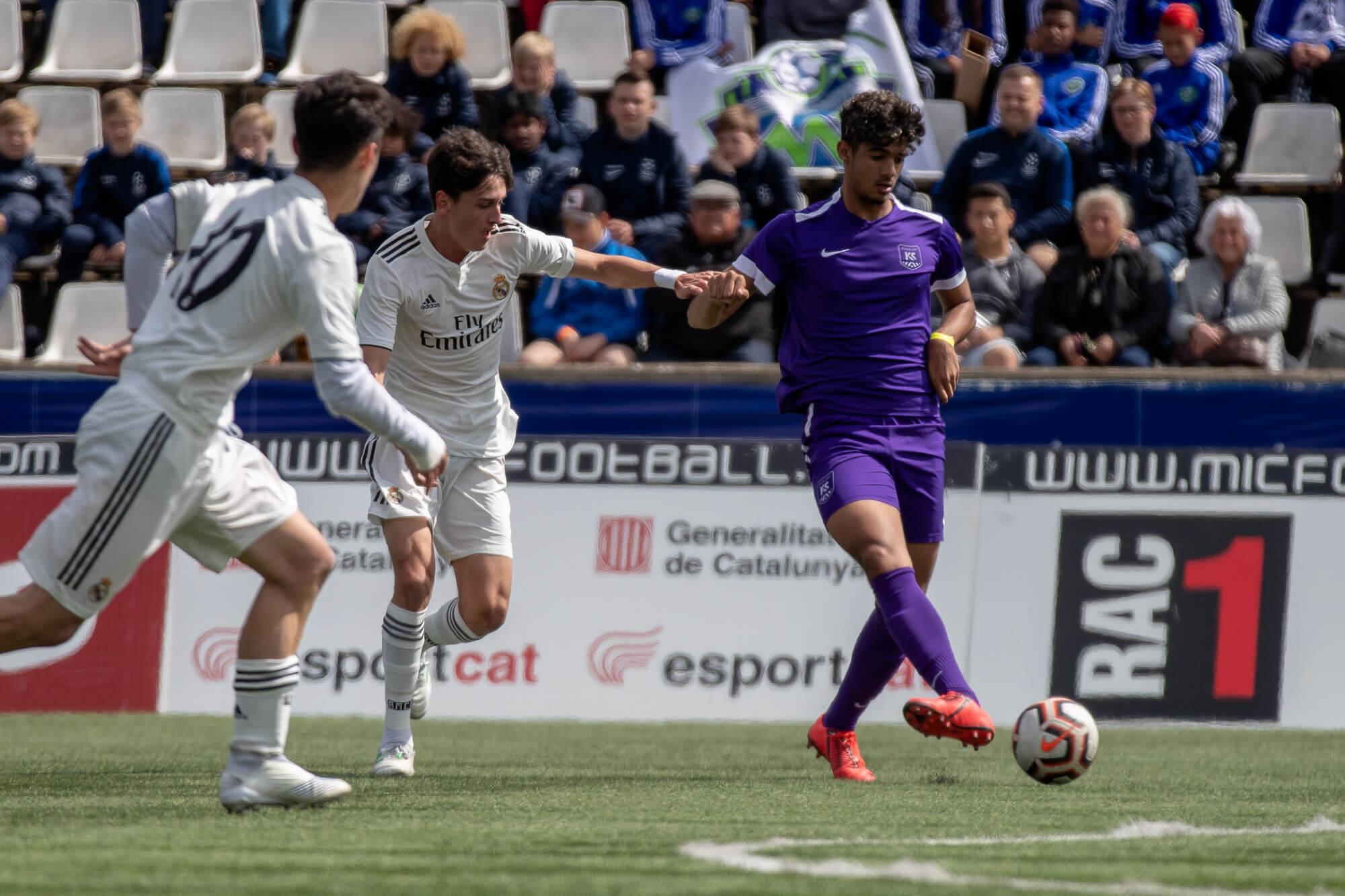football development in Madrid