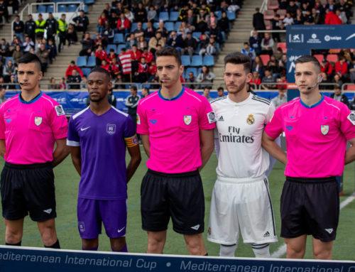 European football academy in Barcelona